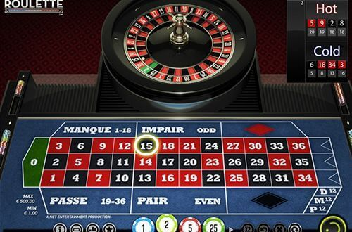 Ruleta francesa Bet365 casino – 37007