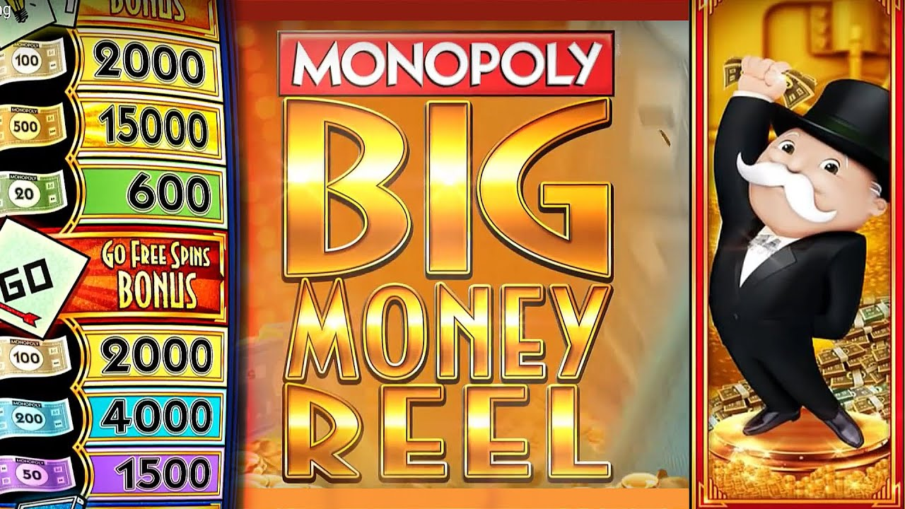 Casino web Monopoly Big – 17529